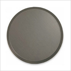 Thin Crust Black Iron Pizza Pans