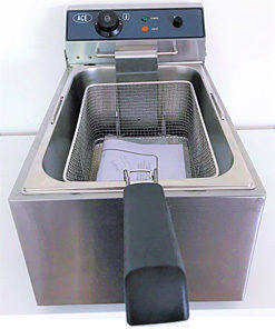 fryer-electric-17L-single